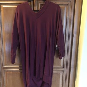 Express Sweatshirt Dress